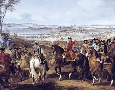 Lenfant, Pierre 1704-1787. Battle Poster
