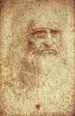 Leonardo Da Vinci 1452-1519 Poster