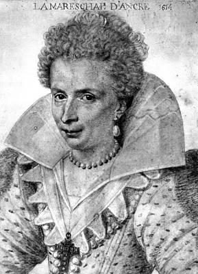 Leonora Galigai (1571?-1617) Poster