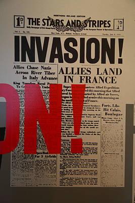 Les Invalides - Paris France - 011351 Poster