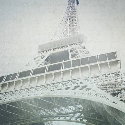 Letters From The Eiffel - Paris Poster