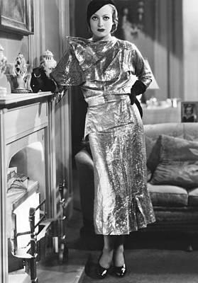 Letty Lynton, Joan Crawford Poster by Everett