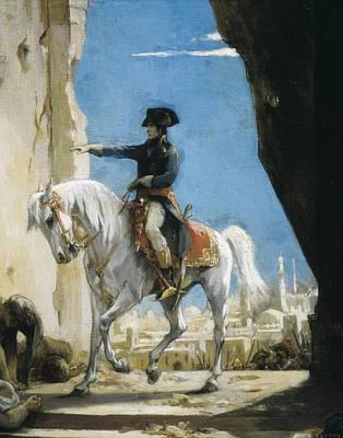 Levy, Henri L�opold 1840-1904. Napoleon Poster