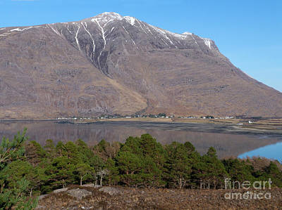 Liathach - Torridon  Poster