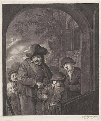 Liereman, Cornelis Visscher II Poster by Cornelis Visscher (ii)