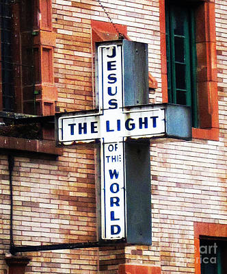 Light In The City Poster
