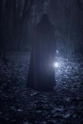 Light In The Dark Poster by Joana Kruse