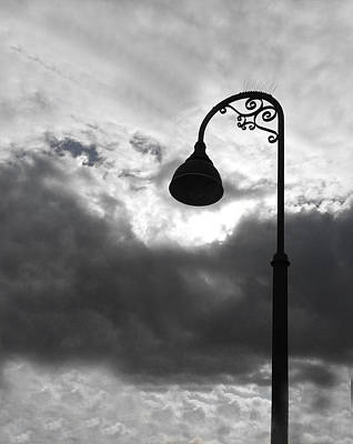 Light In The Sky Poster