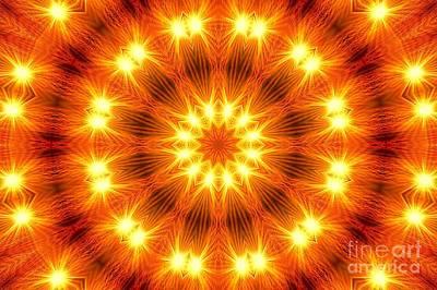 Light Meditation Poster