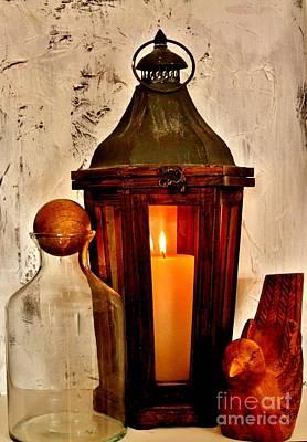 Light My Fire Poster by Marsha Heiken