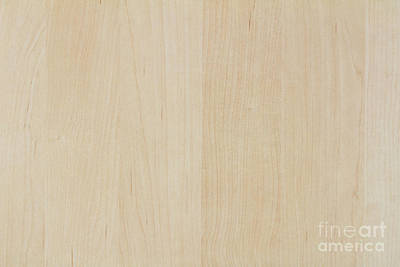 Light Wood Laminate Poster