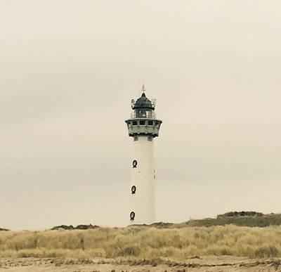 Lighthouse Netherlands Poster by Photosaslt Shop