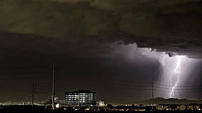 Lightning Over Las Vegas 2 Poster