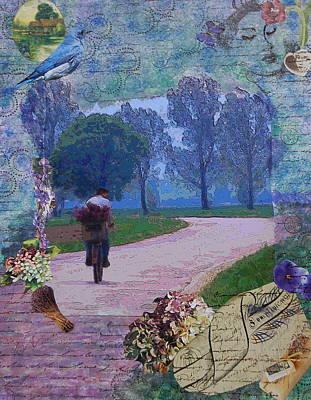 Lilac Man Poster