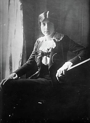Lili Boulanger (1893-1918) Poster by Granger