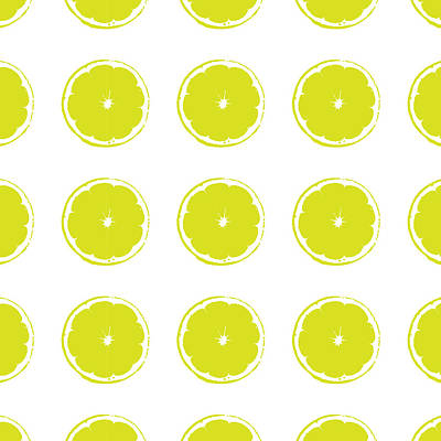 Limes Poster by Jocelyn Friis