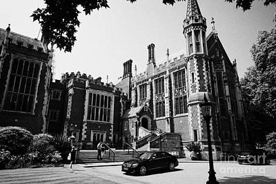 lincolns inn library and great hall London England UK Poster by Joe Fox