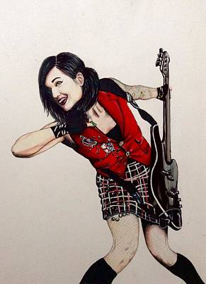 Lindsey Way  Poster by Jeszy Arnold