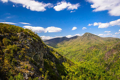 Linville Gorge Hike Poster