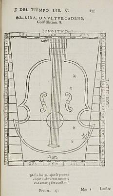 Lira Star Constellation Poster by British Library