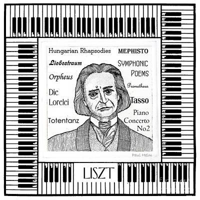 Liszt Poster