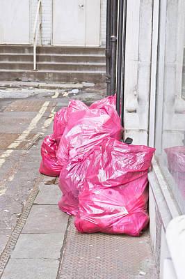 Litter Bags Poster