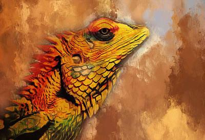 Little Dragon Poster