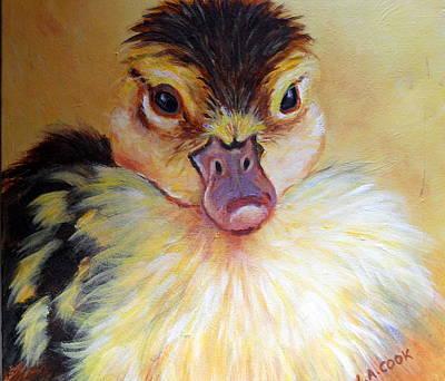 Little Quacker Poster