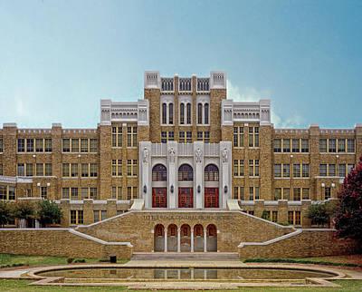 Little Rock Central High School Poster