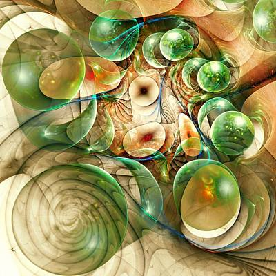 Living Organisms Poster