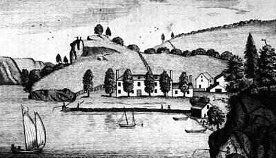 Livingston Estate, 1796 Poster by Granger