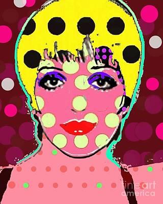 Liza Poster by Ricky Sencion