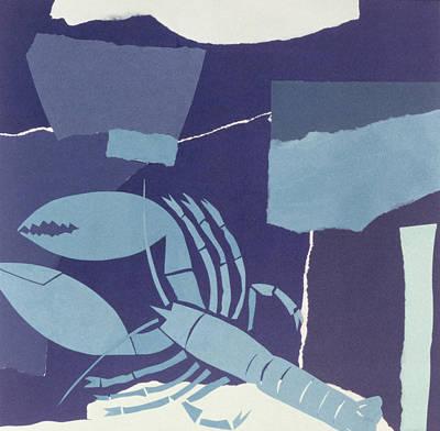 Lobster  Poster by John Wallington