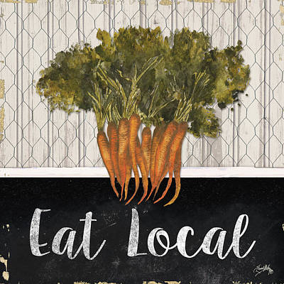 Local Grown I Poster