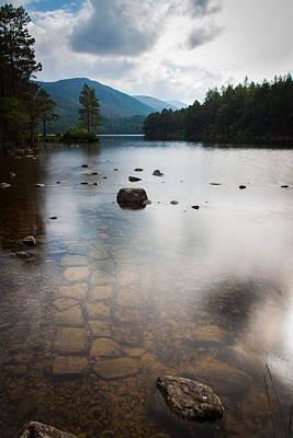 Loch An Eilein Poster