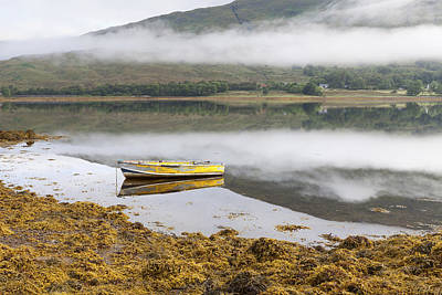 Loch Eil Reflections Poster
