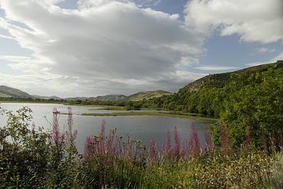 Poster featuring the photograph Loch Fleet Scotland by Sally Ross