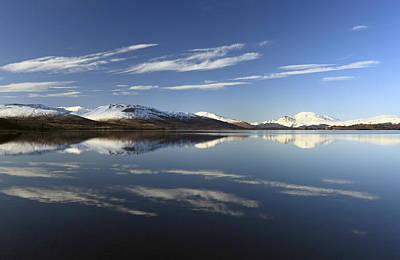 Loch Lomond Reflection Poster