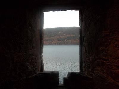 Loch Ness Portal Poster