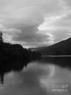 Loch Oich Poster