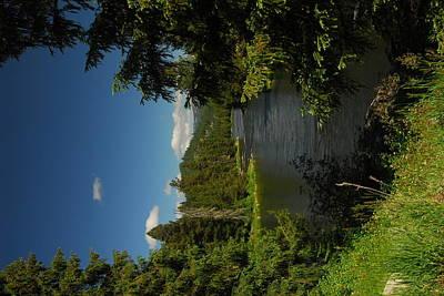 Lochsa River Overlook Poster