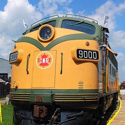 Locomotive 9000  Poster