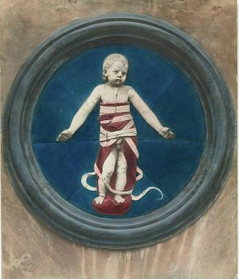 Loggia Dello Spedale Deglinnocenti Poster by Quint Lox