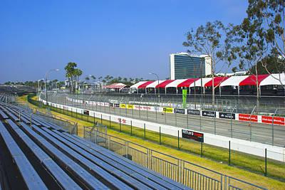 Long Beach Grand Prix 2014 Poster by Joseph Hollingsworth