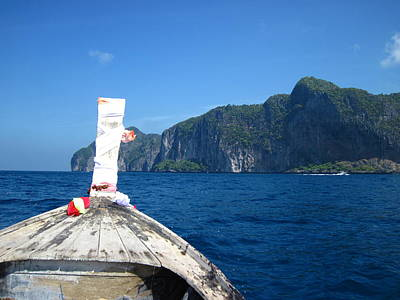 Long Boat Tour - Phi Phi Island - 0113134 Poster