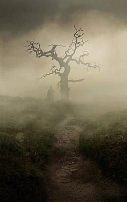 Long Journey - The Beginning Poster by Jaroslaw Blaminsky