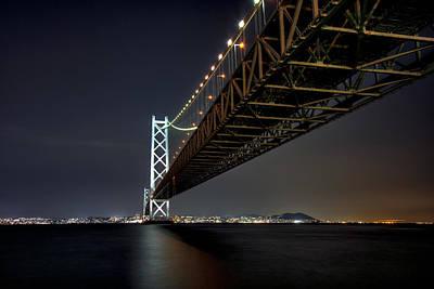 Longest Suspension Bridge In The World Poster