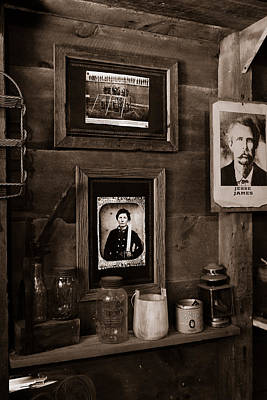 Looking For Jesse James Poster