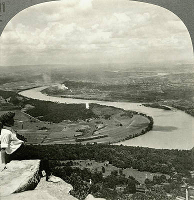 Lookout Mountain, C1920 Poster by Granger