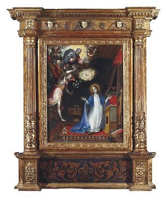 Lopez De Herrera, Alonso 1579-ca. 1654 Poster